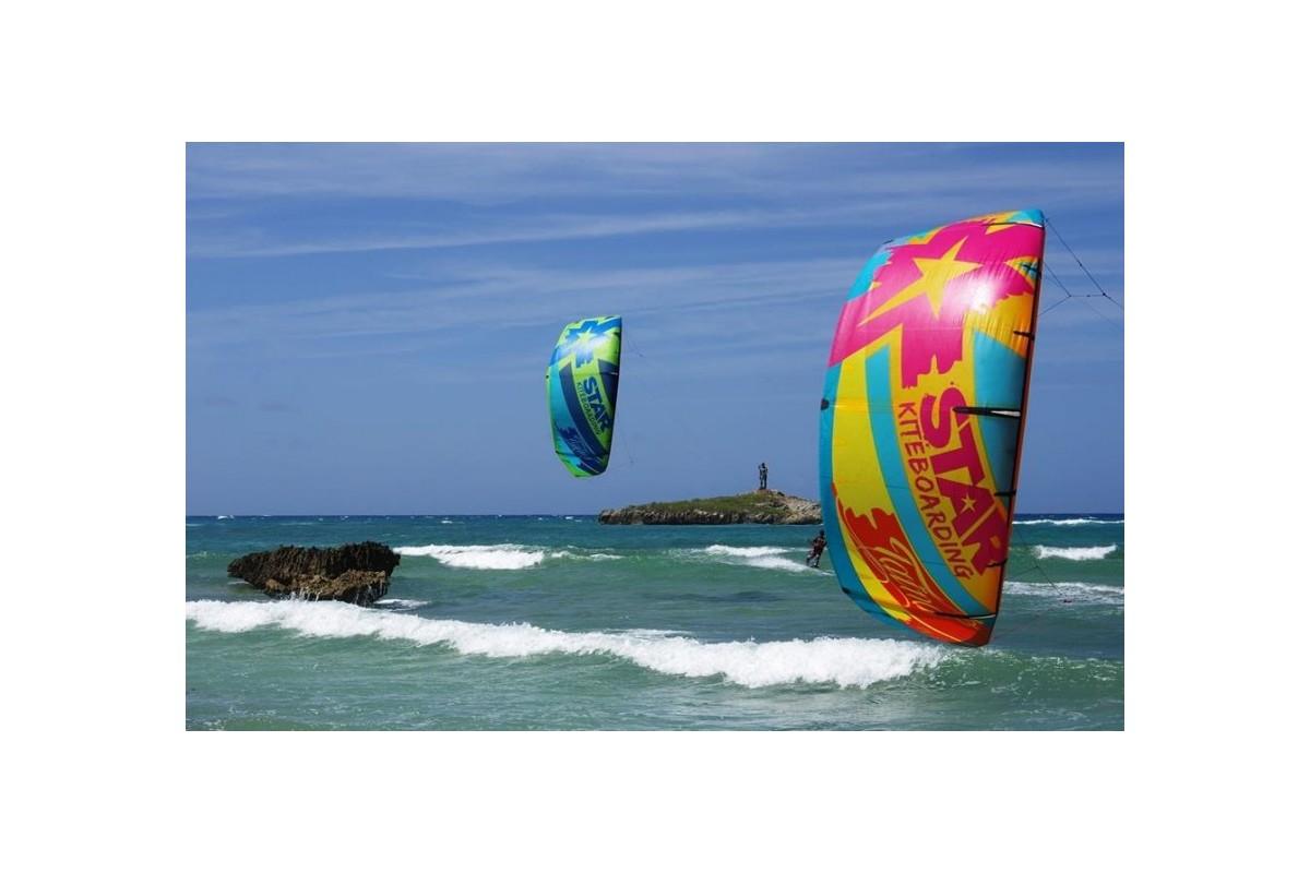 occasion aile de kitesurf star kite taina 2015 12m. Black Bedroom Furniture Sets. Home Design Ideas