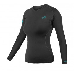 2018 KITESURF WINGS NP Compression Top L/S Lady