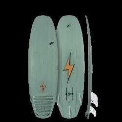 SLICE BAMBOO FOIL F-ONE PLANCHE DE SURFKITE 2020