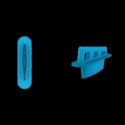 2020 KITESURF WINGS F-ONE Gravity Fuselage Tail