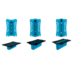 Deep KF-Plate Adapter F-ONE ACCESSOIRE DE FOIL 2020