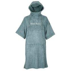 PONCHO MANERA BAMBOO 2021 couleur Steel