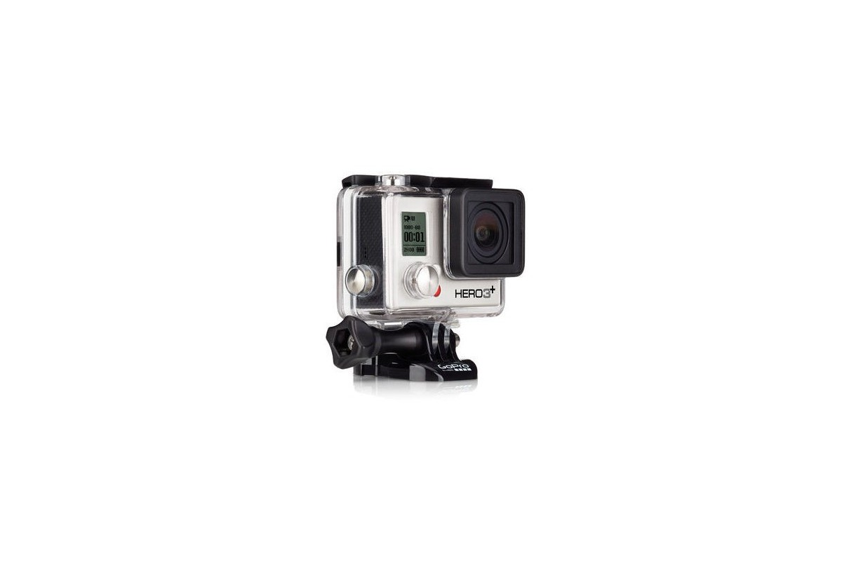 gopro hero 3 silver edition en promotion francekiteshop. Black Bedroom Furniture Sets. Home Design Ideas